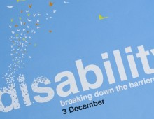 International Day of People with Disability – Poster design