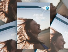 CSIRO – Annual Report design