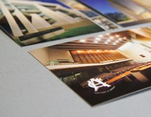 High Court of Australia – brochure, greeting card and postcard design
