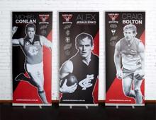 Eastlake Football Club – Pull-up banner design