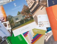 Miscellaneous  Annual Report design