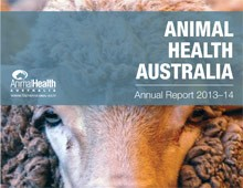 Animal Health Australia – Annual Report and accessible PDF 2013–14 design