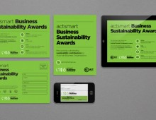 Actsmart – Sustainability Awards Invitation