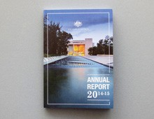High Court of Australia – 2014-15 Annual Report design