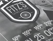 Fitz's Challenge – Identity and branding