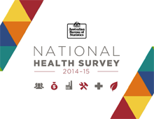 Australian Bureau of Statistics – National Health Survey Animated Infographic