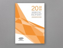 Australian Business Volunteers – Annual Report 2014–15 design