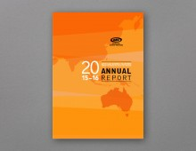 Australian Business Volunteers – Annual Report 2015–16 design