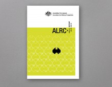 Australian Law Reform Commission – 2015-16 Annual Report