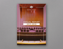 High Court of Australia 2015-16 Annual Report