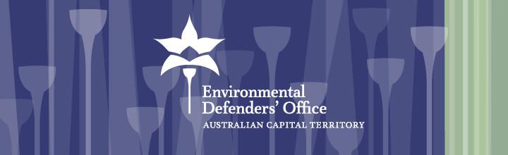 Environmental Defenders' Office (EDO) ACT – Banner