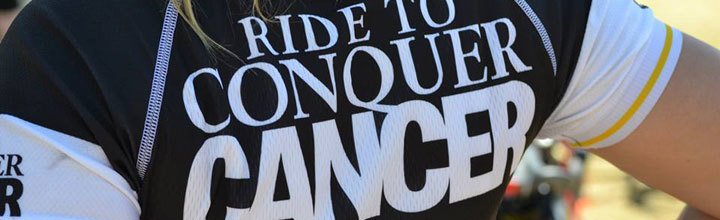 Helen's Heroes Ride to Conquer Cancer