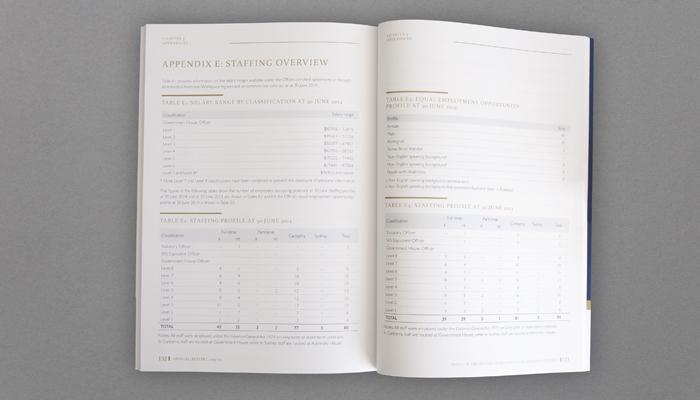 GG Annual Report inner spread 1 N