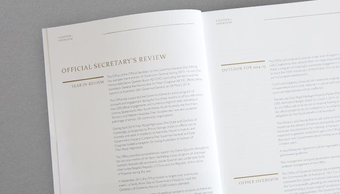 GG Annual Report inner spread 2 N