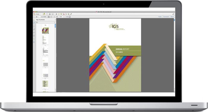 IGIS accessible PDF