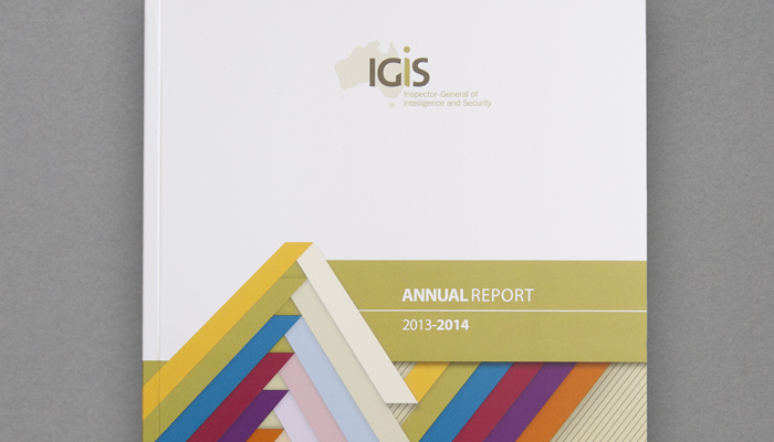 IGIS Annual Report cover 2 N