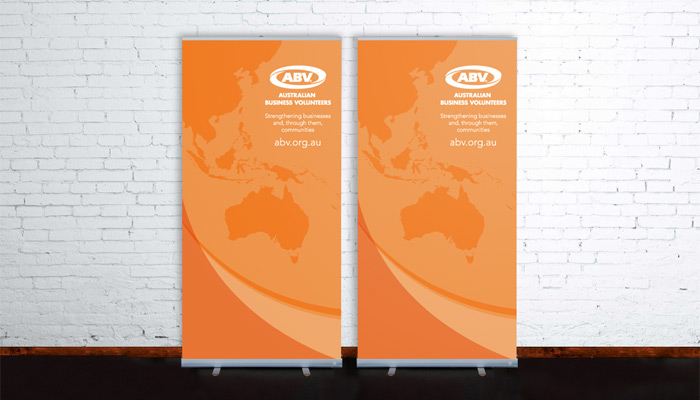 ABV pull-up banners