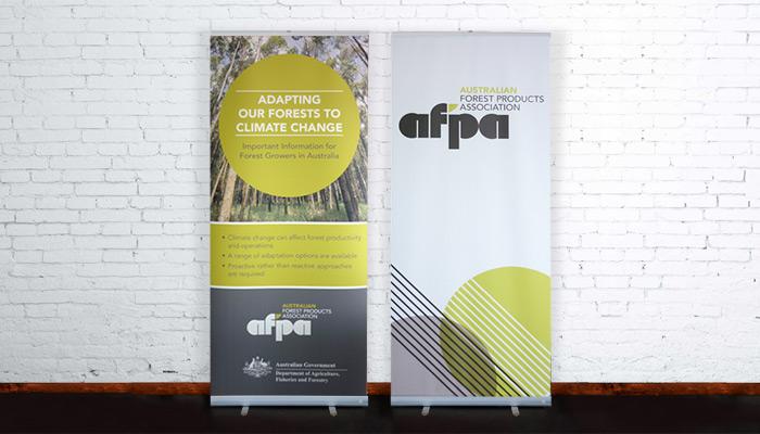 AFPA branding