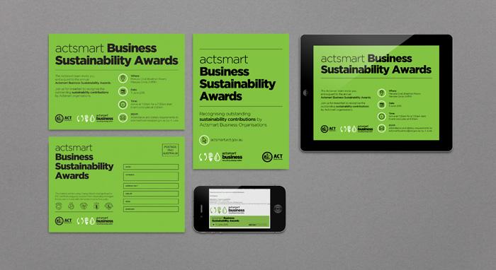 Actsmart Sustainability Invite