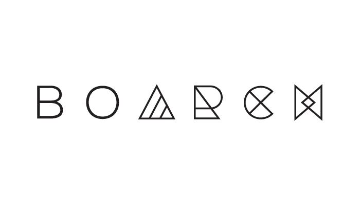 BOarch logo design