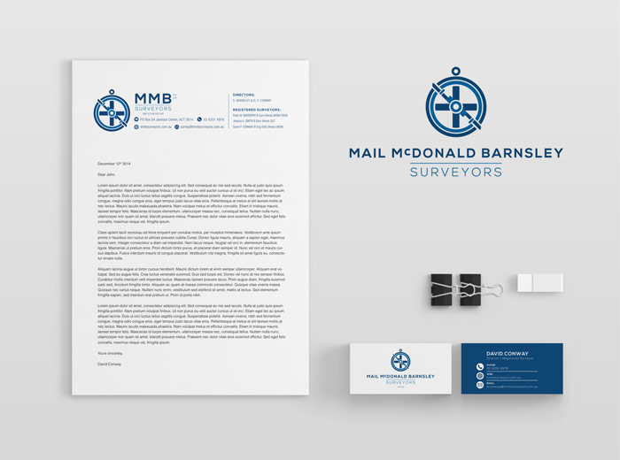 MMB Stationary Design