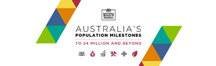 ABS Population Milestone Animated Infographic