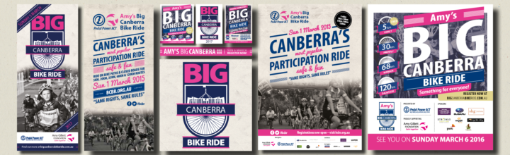 Big Canberra Bike Ride 2017 is on this Sunday